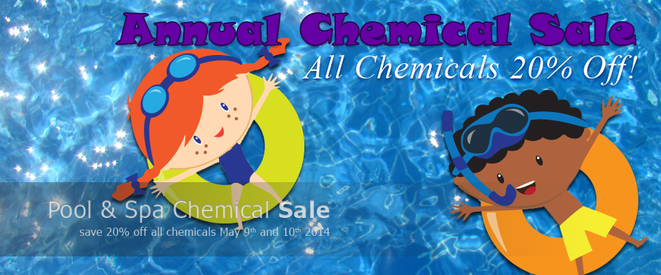 Annual Chemical Sale