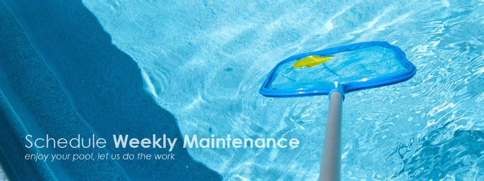 Enjoy your Pool, Let us do the Work!